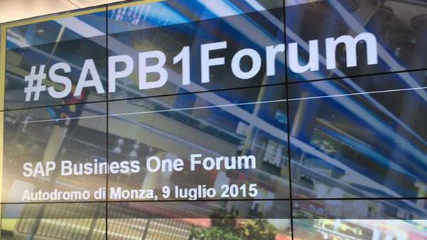 SAP Business One Forum 2015