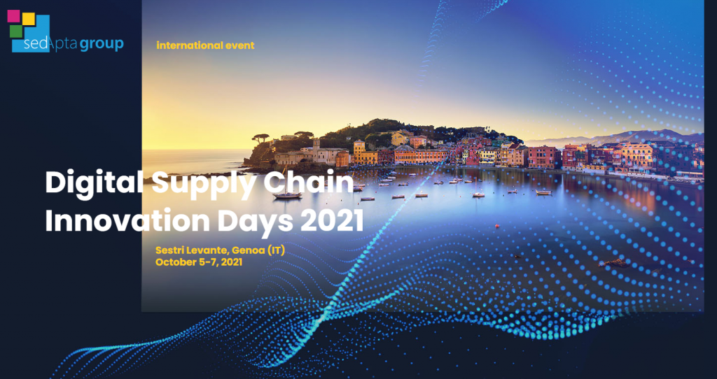 Save The Date: Digital Supply Chain Innovation Days!